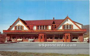 Reber's Hotel & Restaurant Barryville NY Unused