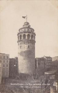 Turkey Constantinople Le Tour de Galata Photo