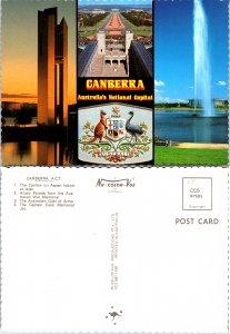 Canberra, Australia's National Capital, Multi-Views