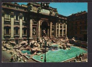 Fountain of Trevi,Rome,Italy BIN