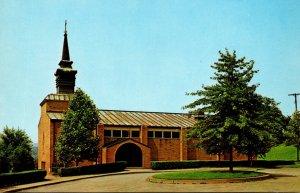Pennsylvania McKeesport St Sava Serbian Orthodox Church