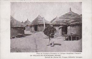 Africa Niger Le Village de Huburcher
