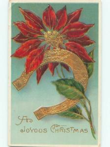 Divided-Back CHRISTMAS SCENE Great Postcard AA0342