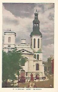 Postal 53527: QUEBEC. Catedral