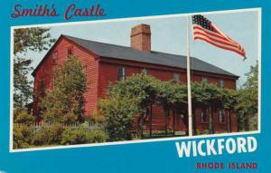 Smith's Castle - Wickford RI, Rhode Island