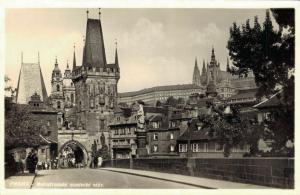 Czech Republic - Praha Malostranské. 02.50