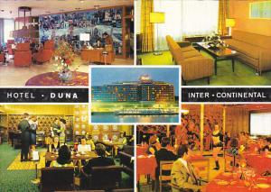 Hungary Budapest Hotel Duna Inter-Continental