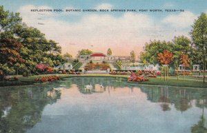 FORT WORTH , Texas , 1930-40s ; Botanic Garden