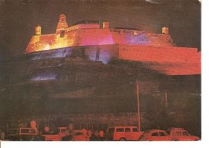 Postal 048785 : Cartagena-Colombia. Castillo de San Felipe