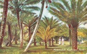 Hawaii Honolulu Kapiolani Park 05.48