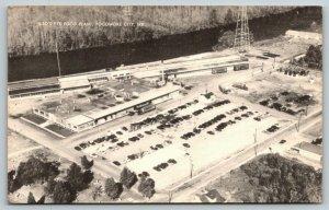 Pocomoke City MD~General Foods Birdseye Food Plant~Birdseye Factory~1940s B&W