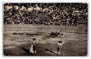 21312   MEXICO    Bull Fight