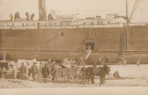 RP: HYANNIS, Massachusetts , 1907 ; Shipwreck of S.S. ONONDAGA #3