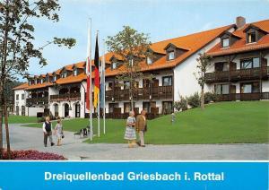 Dreiquellenbad Griesbach im Rottal Appart Hotel Dreiquellenbad