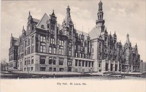 Missouri Saint Louis City Hall