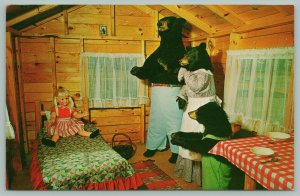 Nisswa Minnesota~Deer Forest~Story Book Land~Goldilocks & Three Bears~~1960s