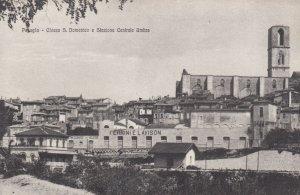PERUGIA, Umbria, Italy, 1900-1910s; Chiesa S. Domenico