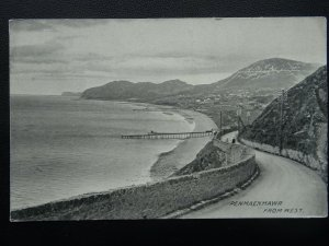 Wales PENMAENMAWR From the West Coastal Road c1911 Postcard by L. Frank Bartle