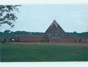 Unused Pre-1980 CHURCH SCENE Fort Smith Arkansas AR G3249