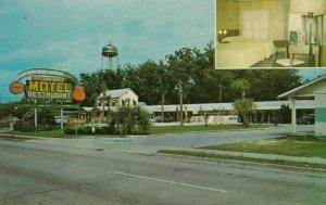 CALLAHAN , Florida, 1950-60s ; Rainbow Motel