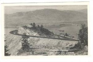 RP: OSOYOOS Highway on Anarchist Mtn , B.C. , Canada , 1920-40s