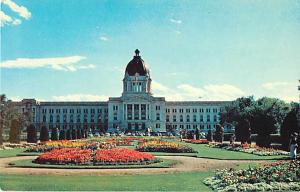 Legislative Building, Regina, Saskatchewan SK, Canada, Chrome