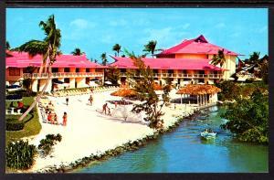 Fairyland Island Beach,The Castaways Motel,Miami Beach,FL