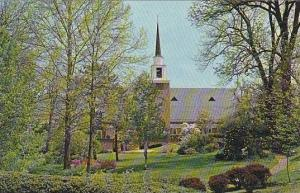 Virginia Hollins College Beale Memorial Garden
