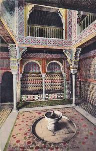 Alhambra, Sala De Las Camas, Granada (Andalucia), Spain, PU-1915