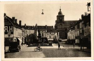 CPA St-DIÉ-Place Jules Ferry (184827)