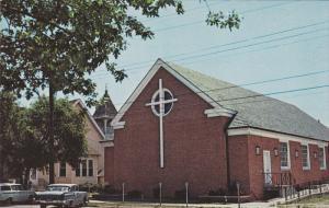Epworth Methodist Church, REHOBOTH BEACH, Delaware, 40-60´s