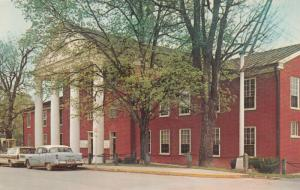LEWISBURG , West Virginia, 40-60s; Greenbrier County Court House