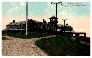 Massachusetts   Charlton , Masonic Home Overlook