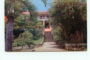 Buy Postcard 1829 Hotel Spanish St Thomas Virgin Islands