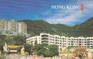 China (Hong Kong) , 60-80s ; Repulse River view