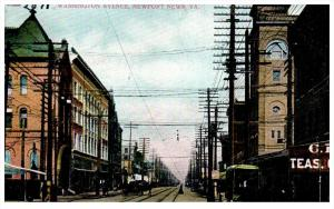 16462  VA  Newport News  Washington Avenue
