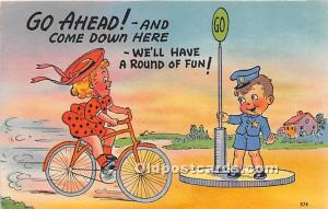 Go Ahead Bicycle Unused