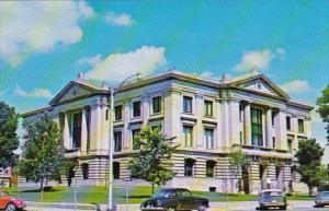 Indiana Hendricks County Court House