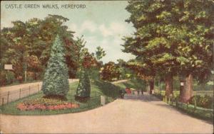 Hereford Castle Green Walks