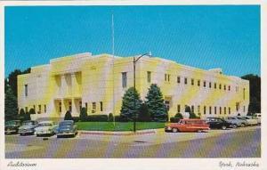Nebraska York Auditorium