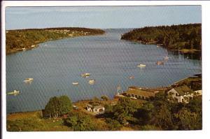 Northwest Arm from The Dingle, Halifax, Nova Scotia, Canada