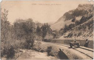 Turkey Lebanon Syria Syrie LIBAN LEBANON Postcard Ottoman VALLEE du BARADA