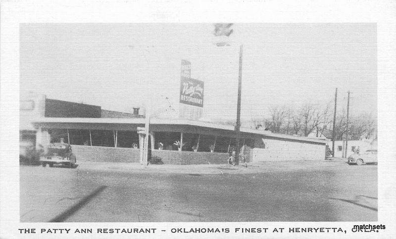 Patty Ann Restaurant Roadside Henryetta Oklahoma National Press. Photo Of Chair Crushers ...  sc 1 st  Best Restaurants Near Me & Henryetta Oklahoma Restaurants | Best Restaurants Near Me