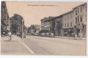 East Washington Ave, Washington NJ