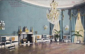 Blue Room White House Washington D C 1908