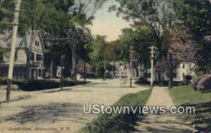 St. Newmarket NH 1909