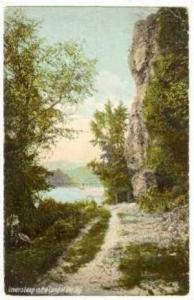 Lovers Leap,  Land of the Sky , North Carolina, PU-1915
