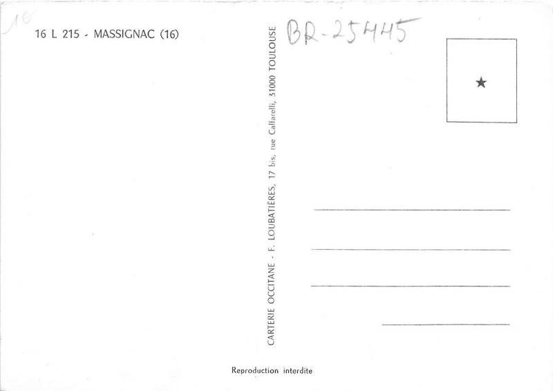 BR25445 Massignac 2 scans france