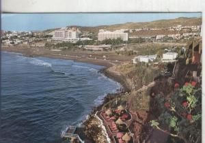 Postal: Gran Canaria-Playa de San Agustin