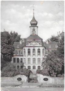 Germany -Liepzig, Germany - Conference Center.  Postal history